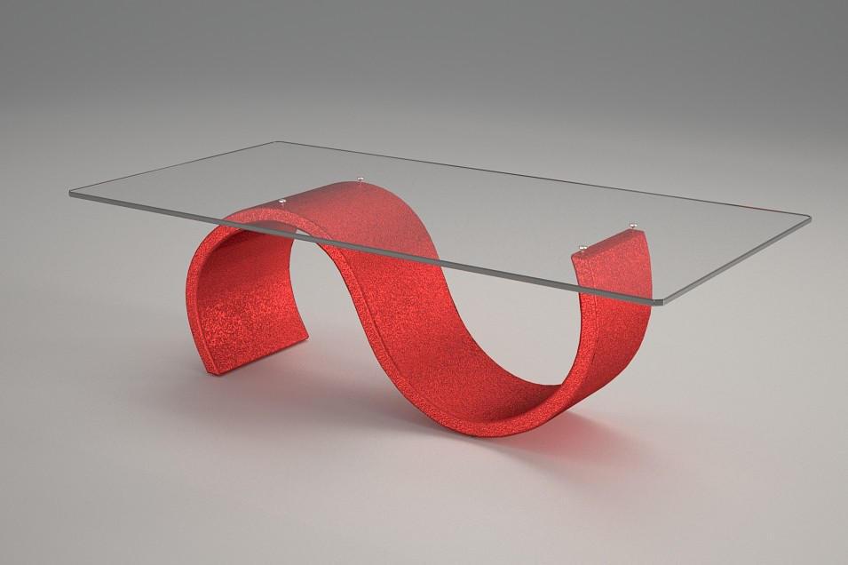 Tavolino Salotto Rosso.Tavolino Da Salotto Crono